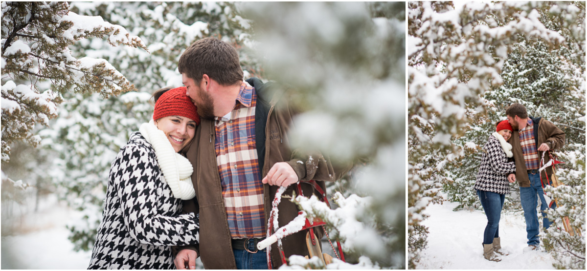 Kansas Winter Engagement Session4