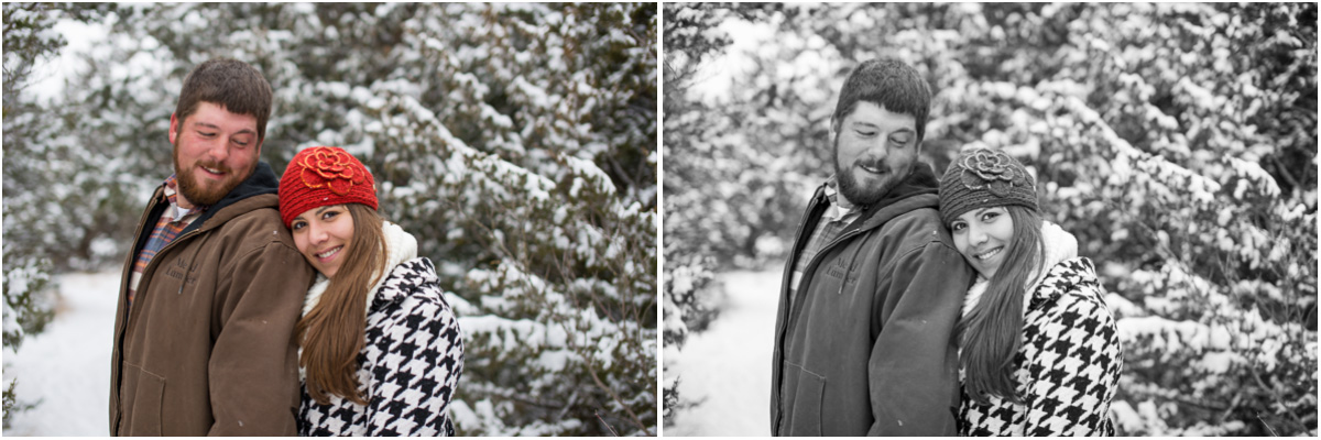 Kansas Winter Engagement Session6