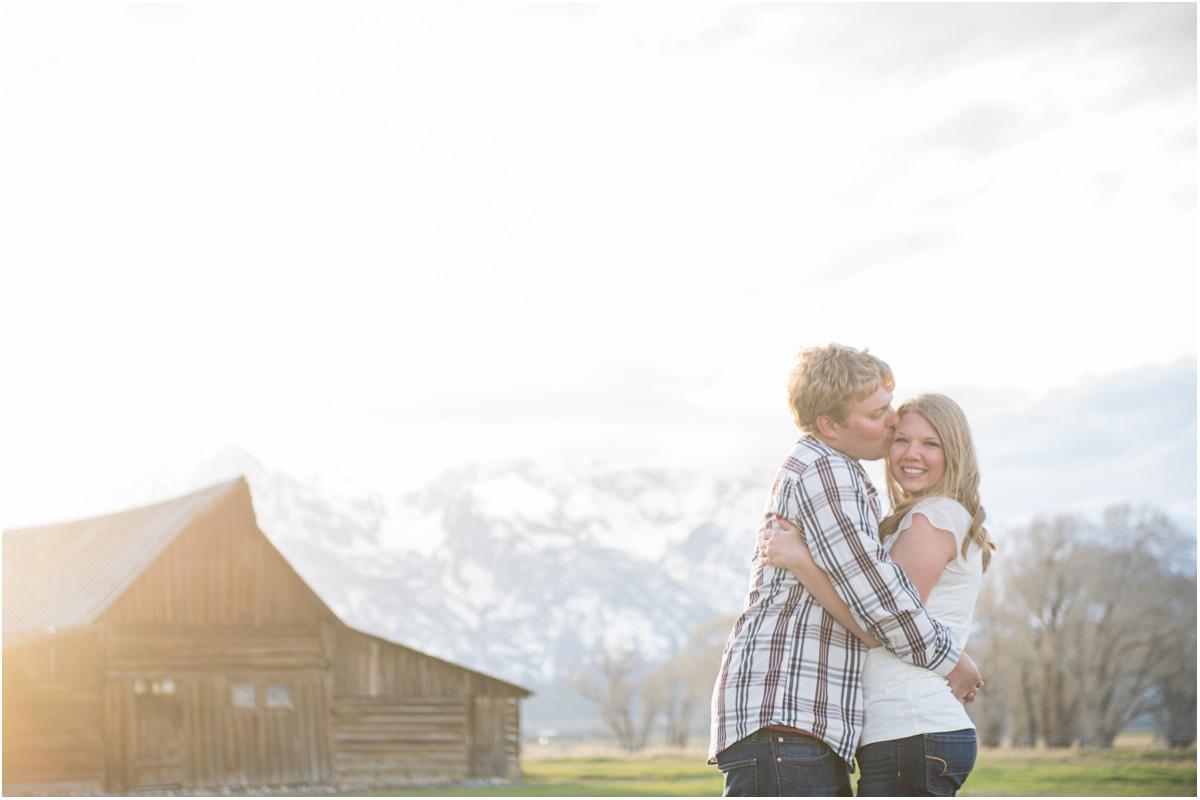 Teton Picnic Engagement 16