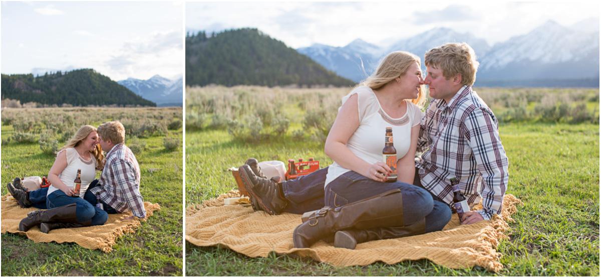 Teton Picnic Engagement 4