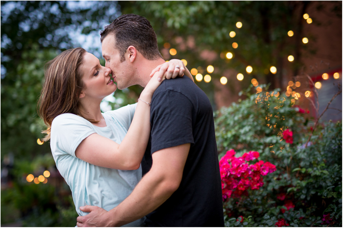 River Market Engagement Session Kansas City Wedding Photographers