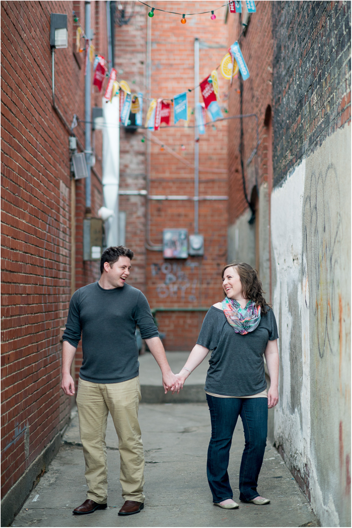 Aggieville Engagement Session