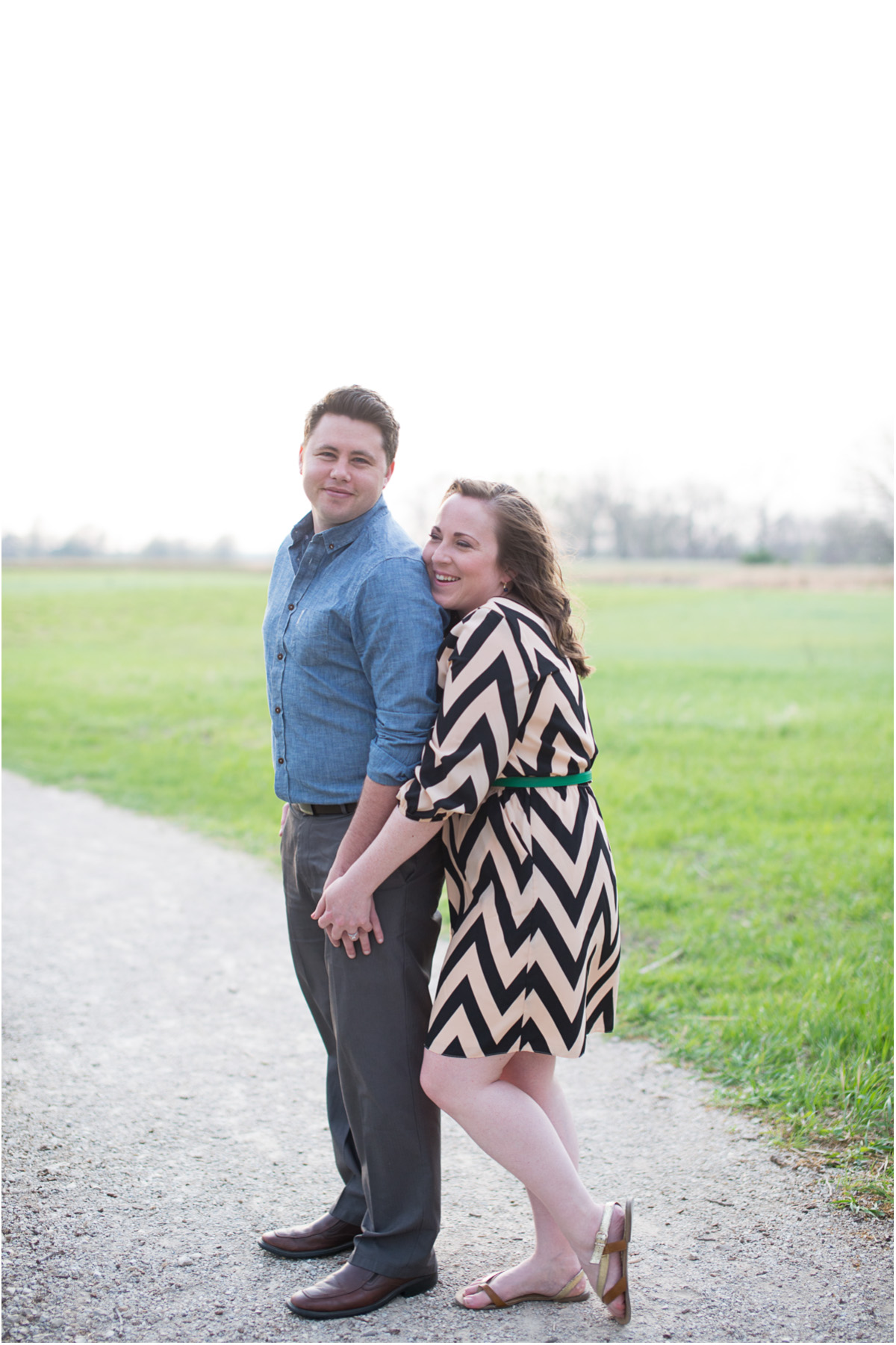 Flint Hills Engagement 1