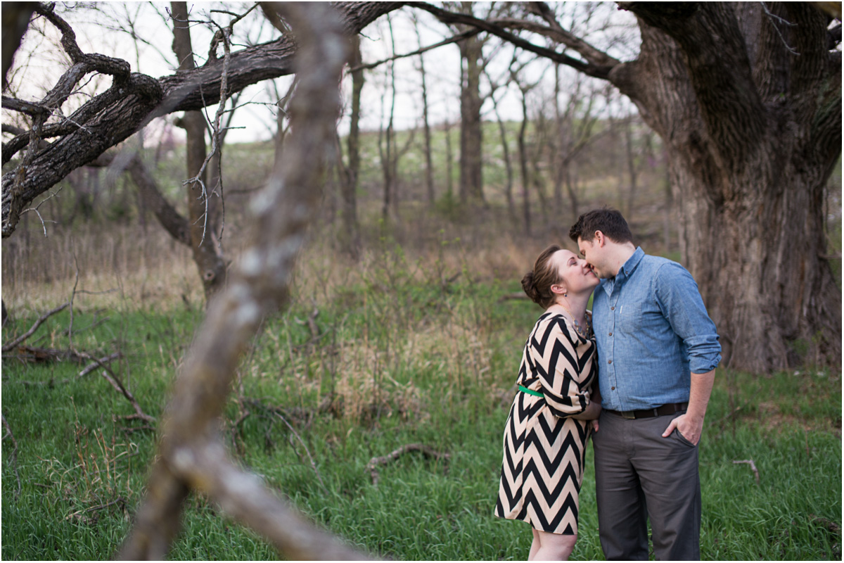 Flint Hills Engagement 5