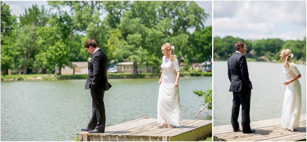 Lake Elbo and Wareham Wedding 12
