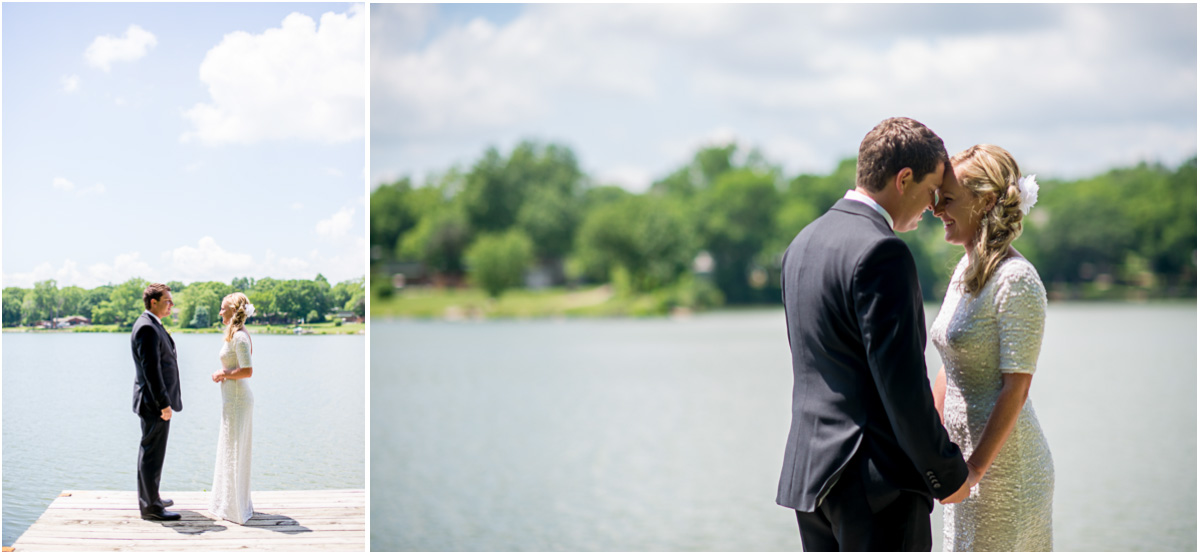 Lake Elbo and Wareham Wedding 13