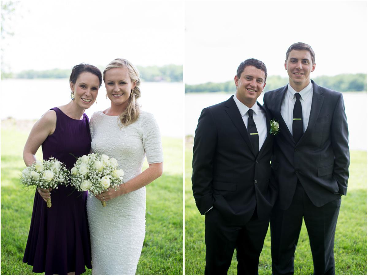 Lake Elbo and Wareham Wedding 17
