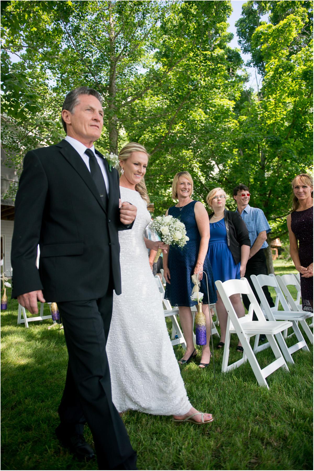 Lake Elbo and Wareham Wedding 19