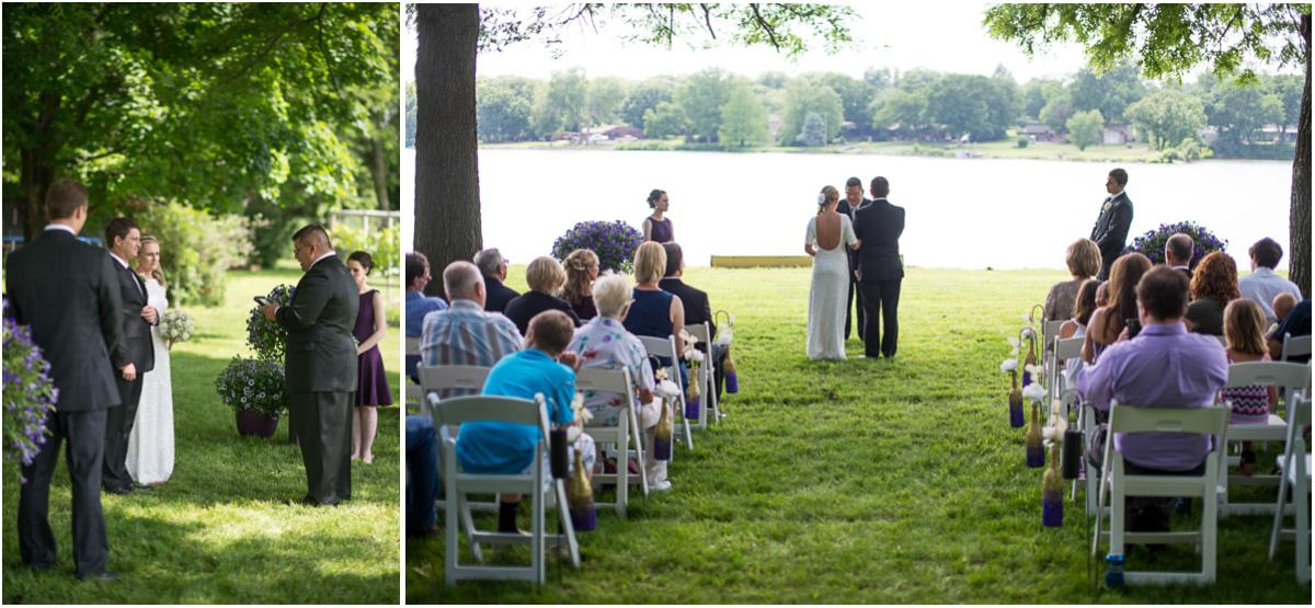 Lake Elbo and Wareham Wedding 20
