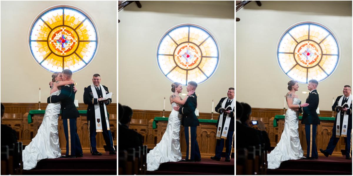 Winter Prairiewood Wedding Manhattan Kansas 22