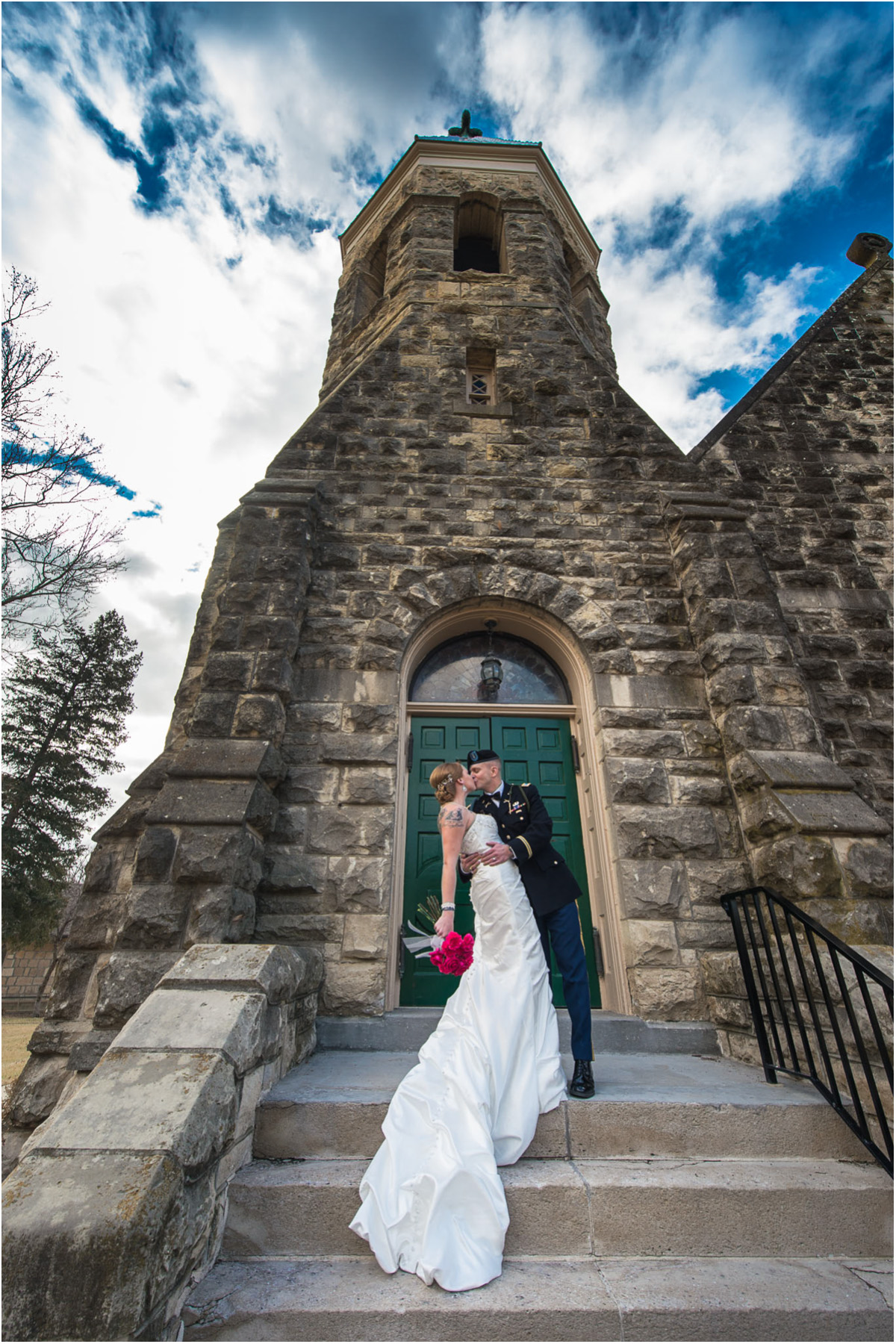 Winter Prairiewood Wedding Manhattan Kansas 24