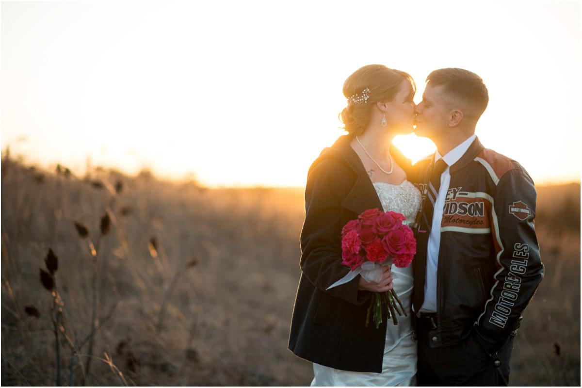 Winter Prairiewood Wedding Manhattan Kansas 31