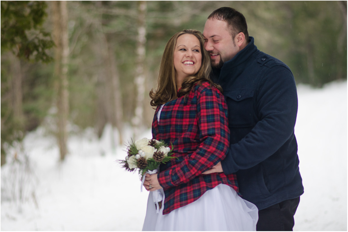 Winter Rustic Maine Styled Shoot 13