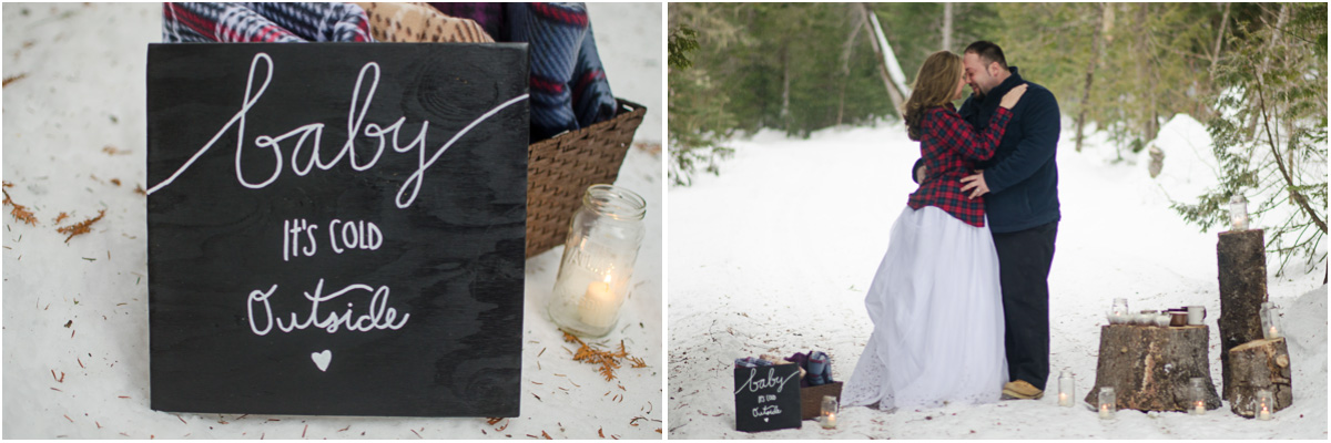 Winter Rustic Maine Styled Shoot 15