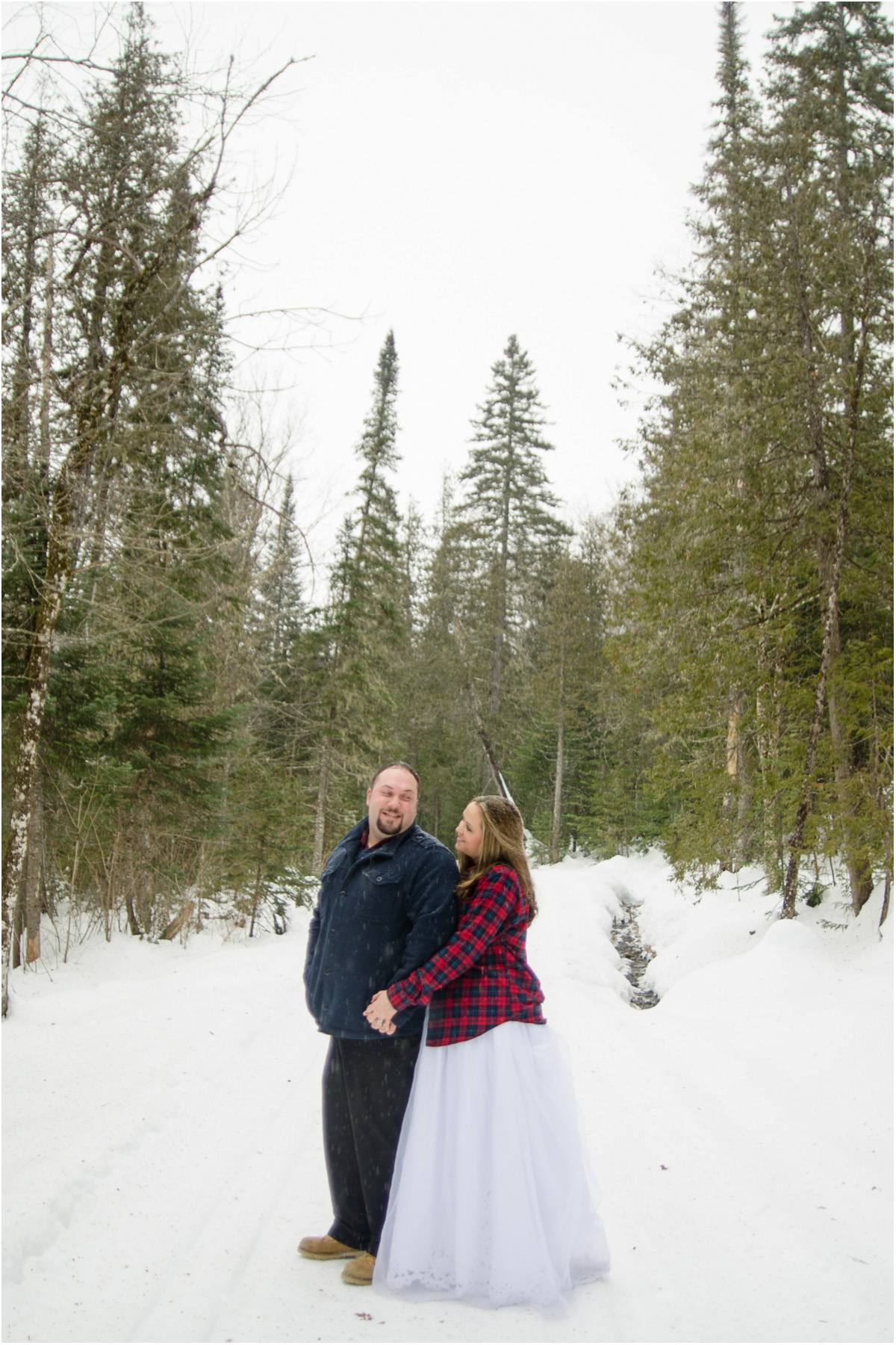 Winter Rustic Maine Styled Shoot 19
