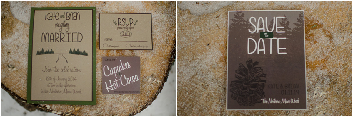 Winter Rustic Maine Styled Shoot 3