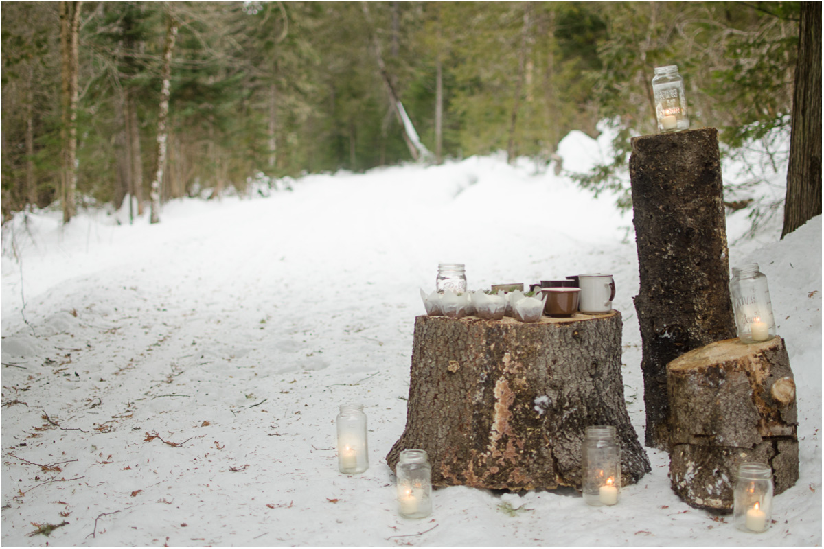 Winter Rustic Maine Styled Shoot 6