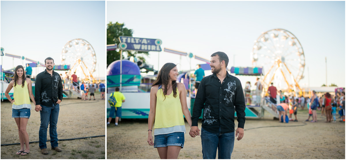 Riley County Fair Engagement Session