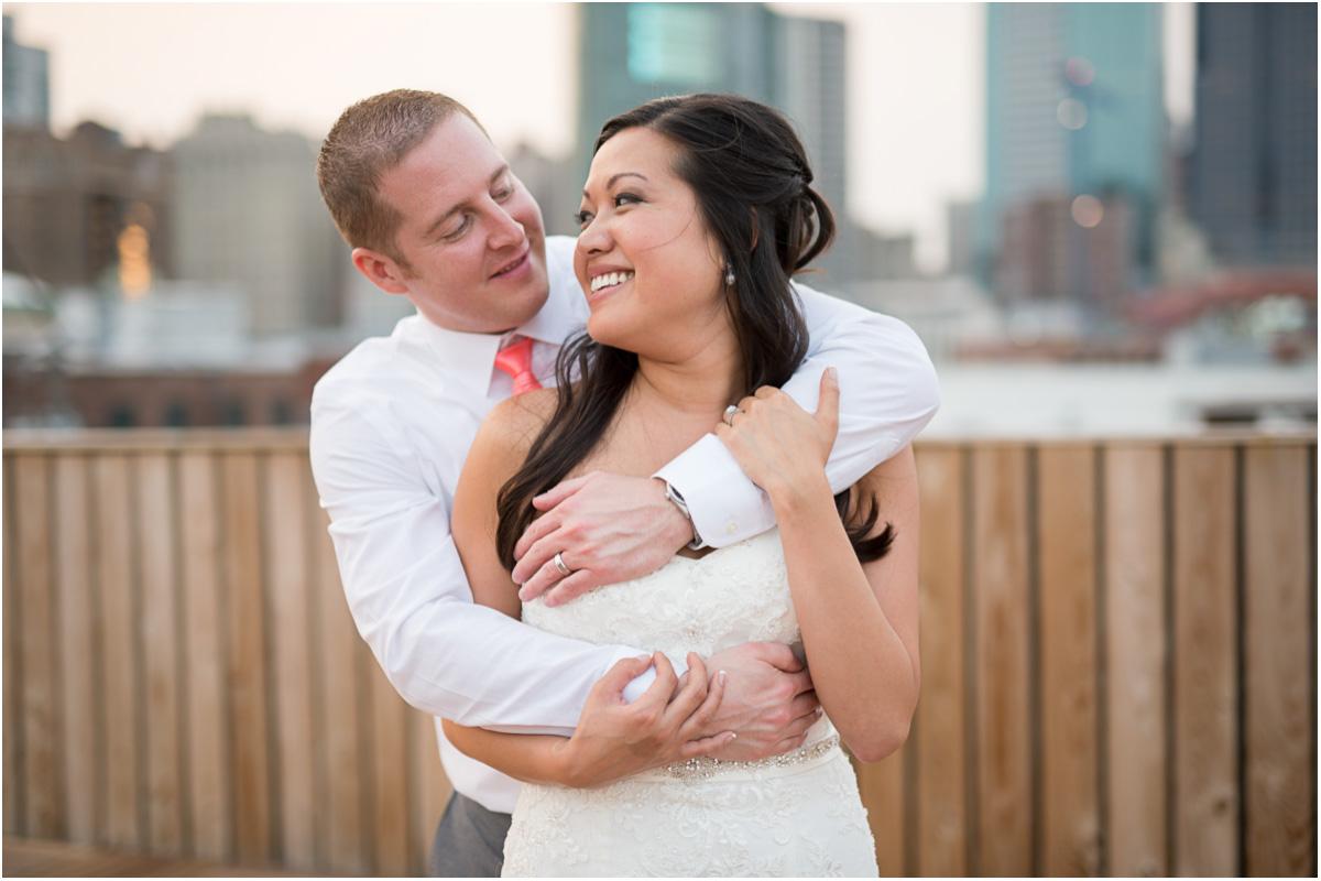 Downtown Kansas City Wedding   Seattle Wedding Photographers