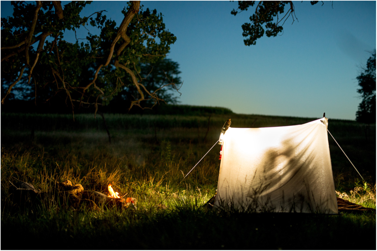 Camping Trip Couples Session | Seattle Wedding Photographers