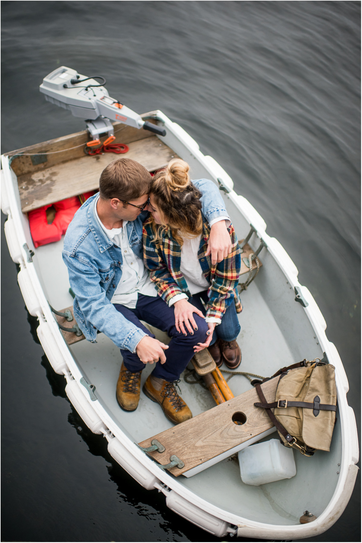Nautical Lake Union Engagement Session6