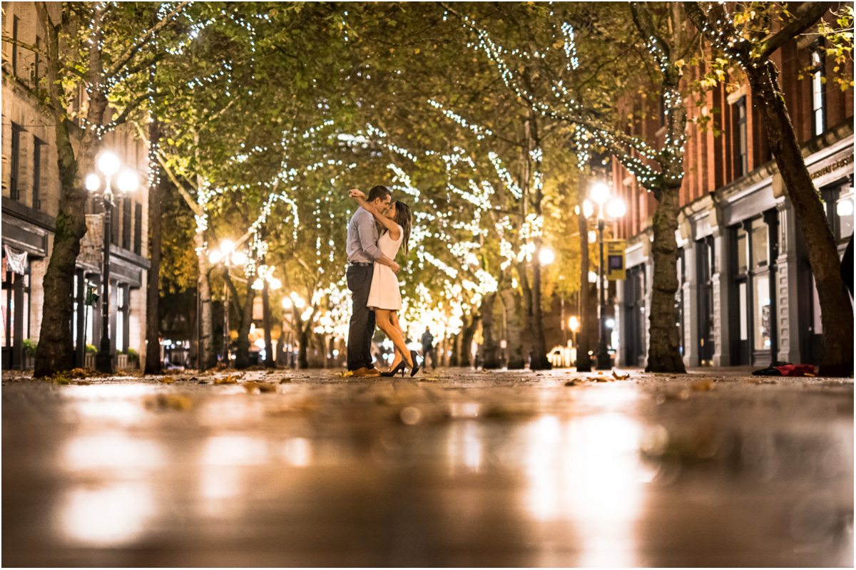 Pioneer Square Engagement Session2