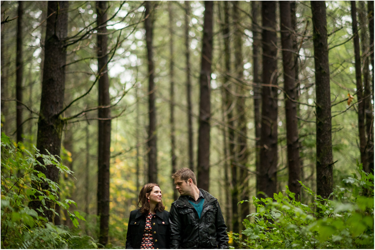 Mount Ranier Engagement Session | Seattle Wedding Photographers