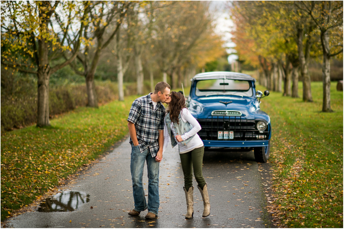 Bellingham Engagement Session | Seattle Wedding Photographers