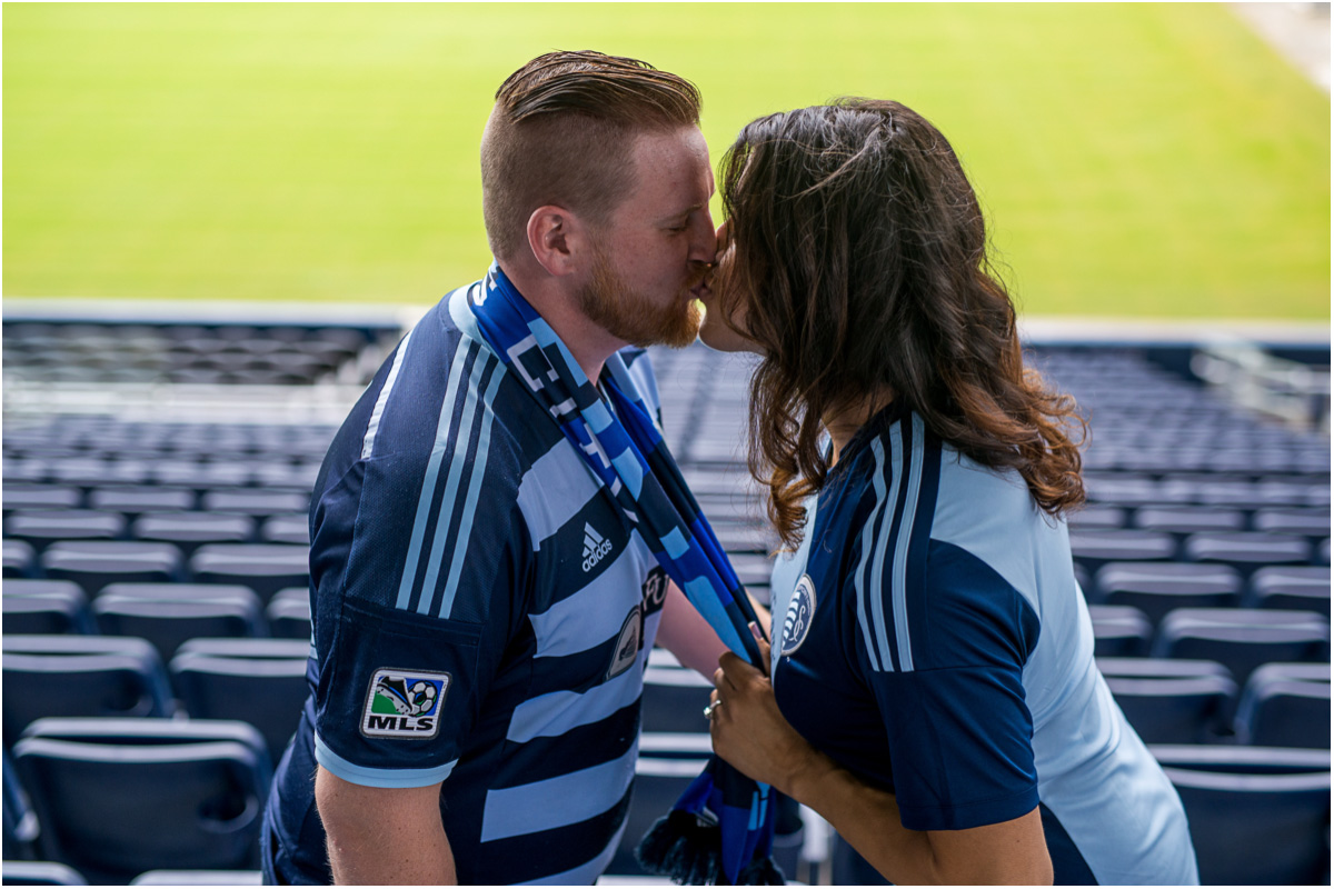 Sporting KC ENgagement 9
