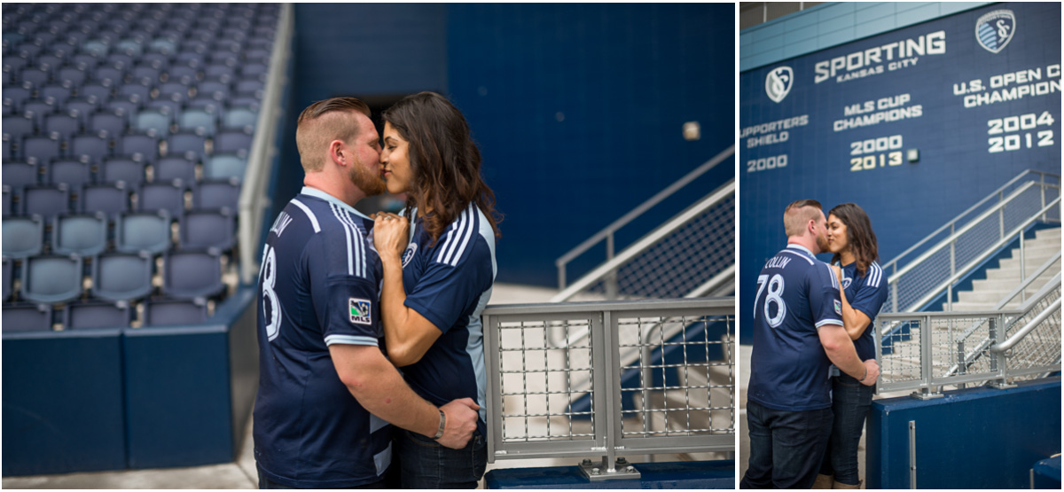 Sporting KC Engagement 11