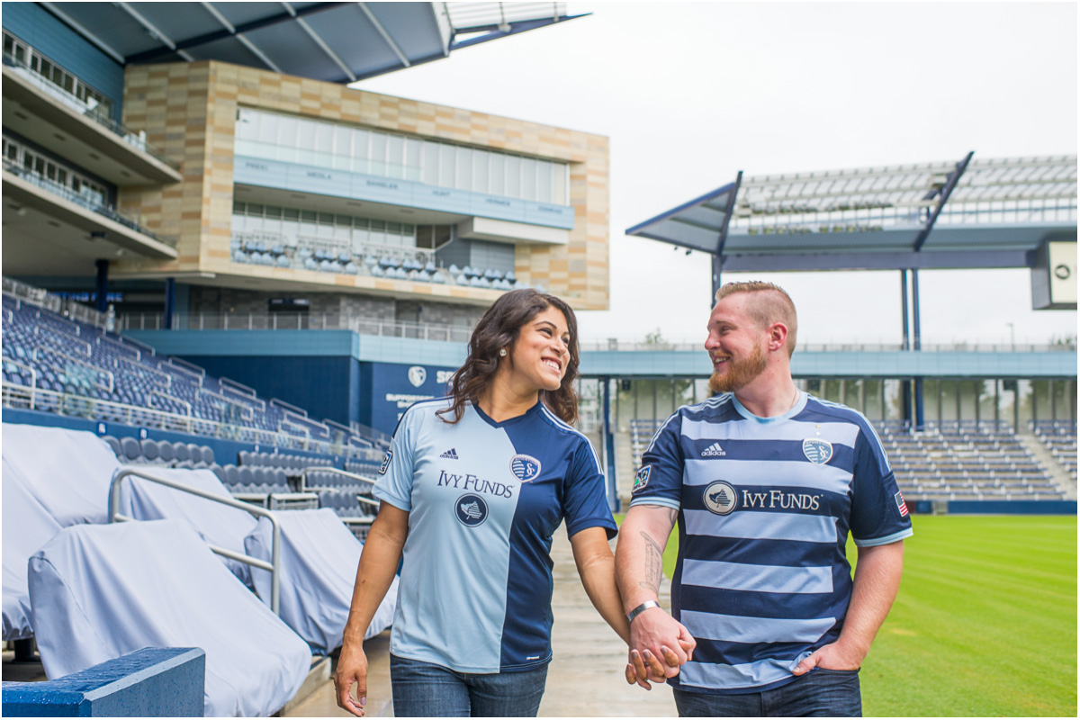 Sporting KC Engagement 5