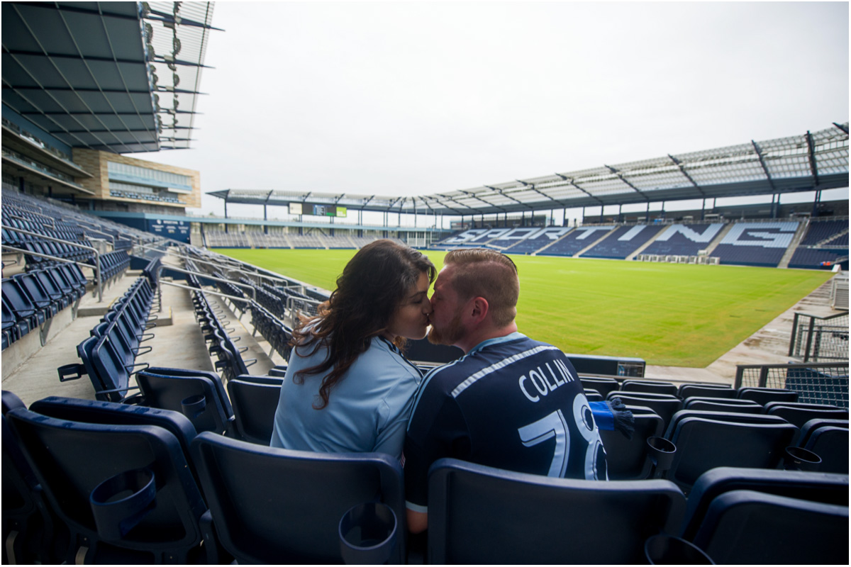 Sporting KC Engagement 7