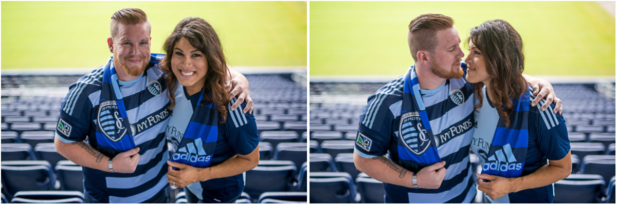 Sporting KC Engagement 8