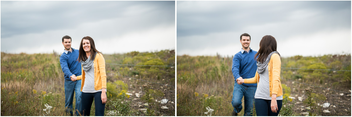 Wamego engagement session 13