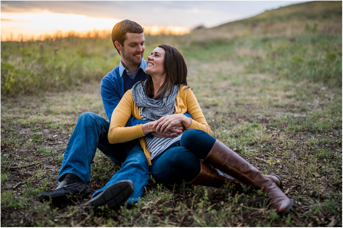Wamego engagement session 16