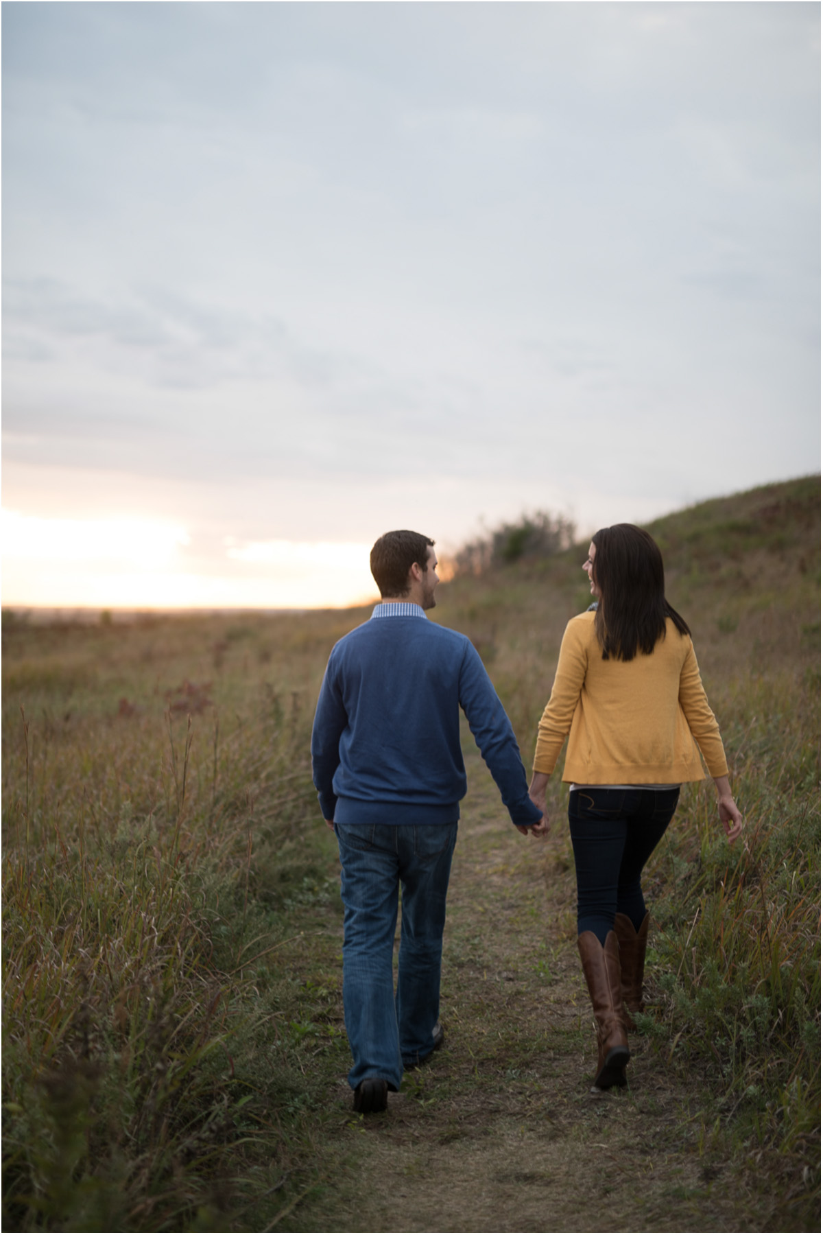 Wamego engagement session 17