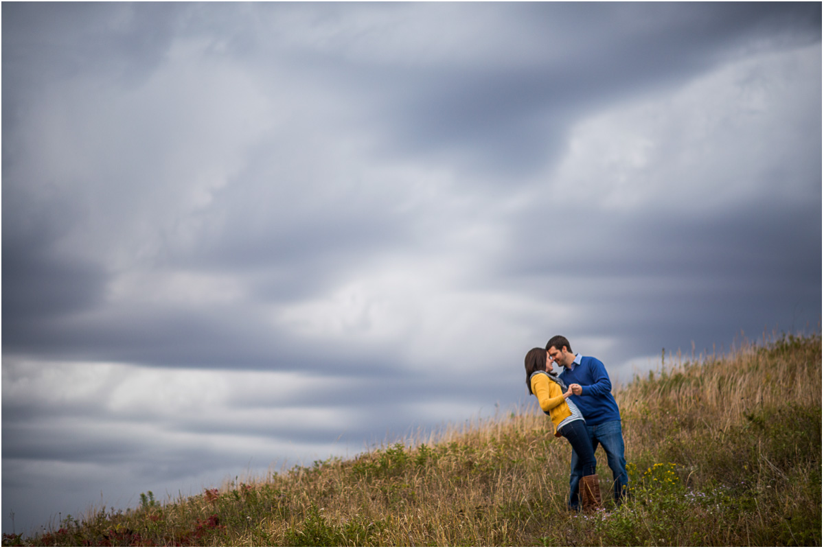 Wamego engagement session 18