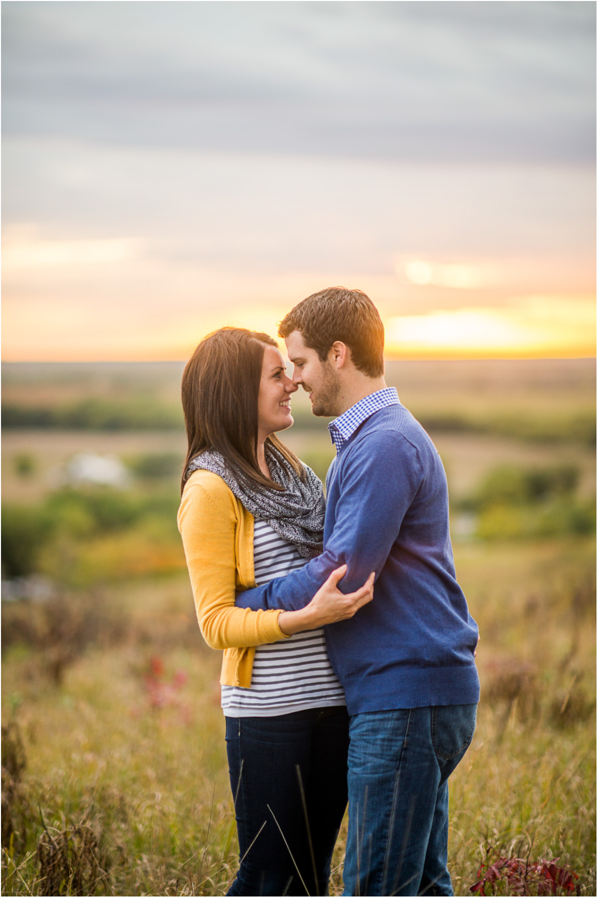 Wamego engagement session 20