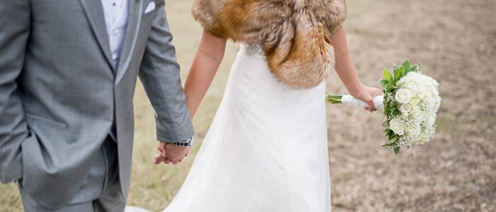 New Year Winter Wedding | Seattle Wedding Photographers