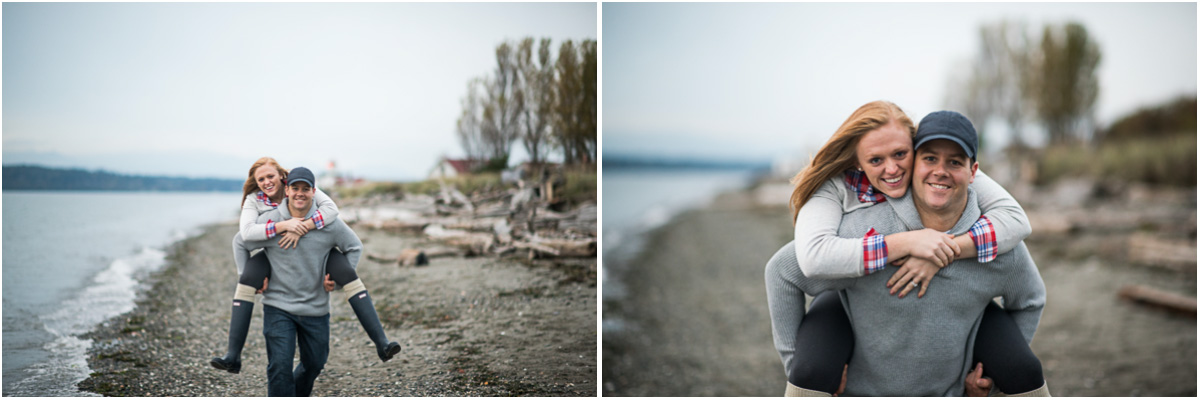 Discovery Park Beach Engagement Session 18