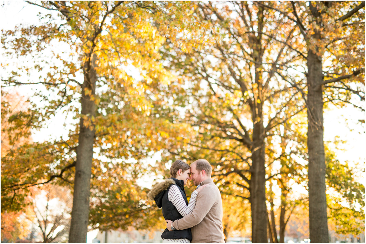 Topeka Fall Engagement Session 11