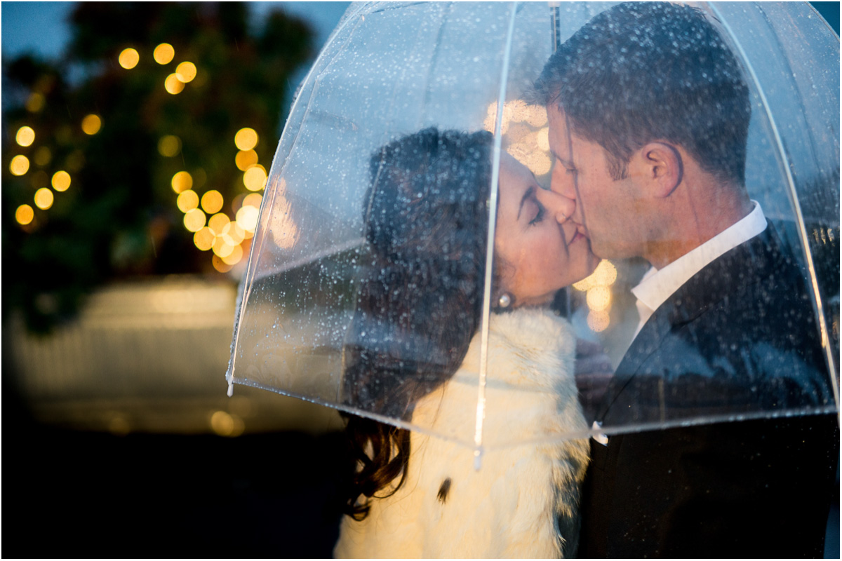 bride-groom-under-umbrella-rainy-seattle-wedding