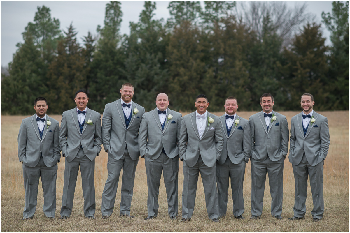 groomsmen Seattle Wedding Photographers Salt and Pine Photography