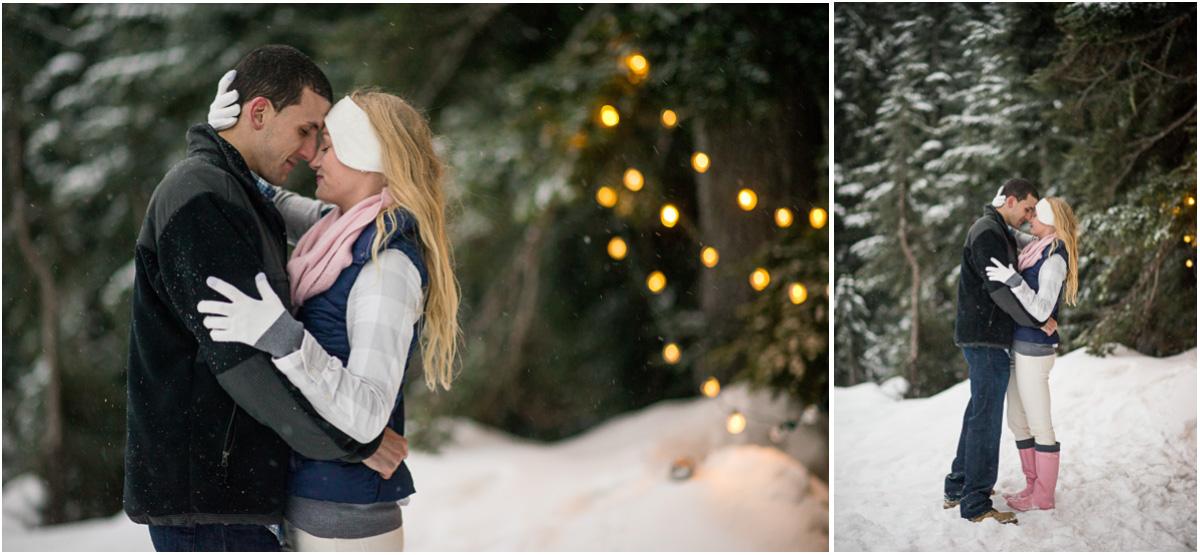 unique engagement photos seattle washington Salt and Pine Photography