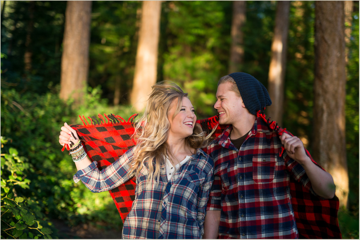 Chuckanut Engagement Session