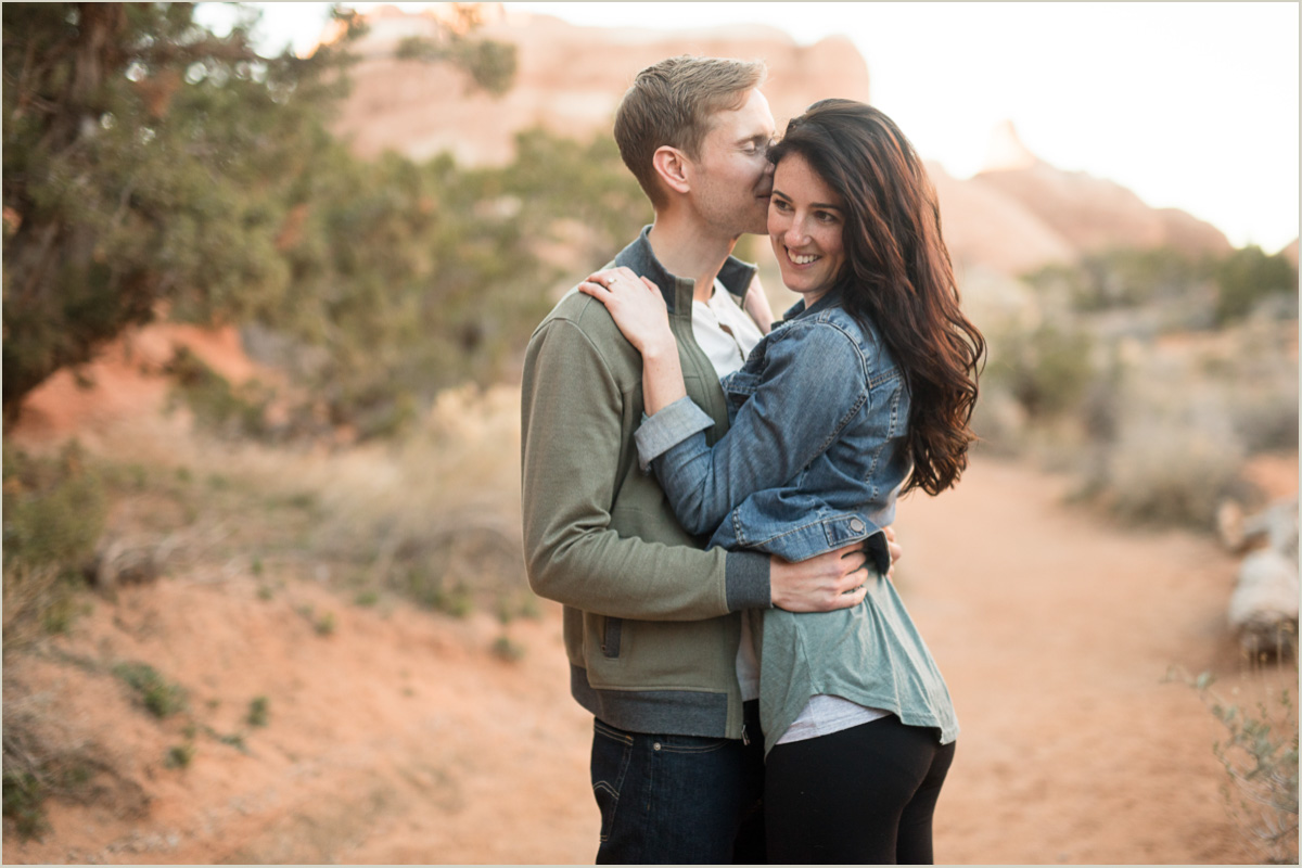 destination moab national park engagement