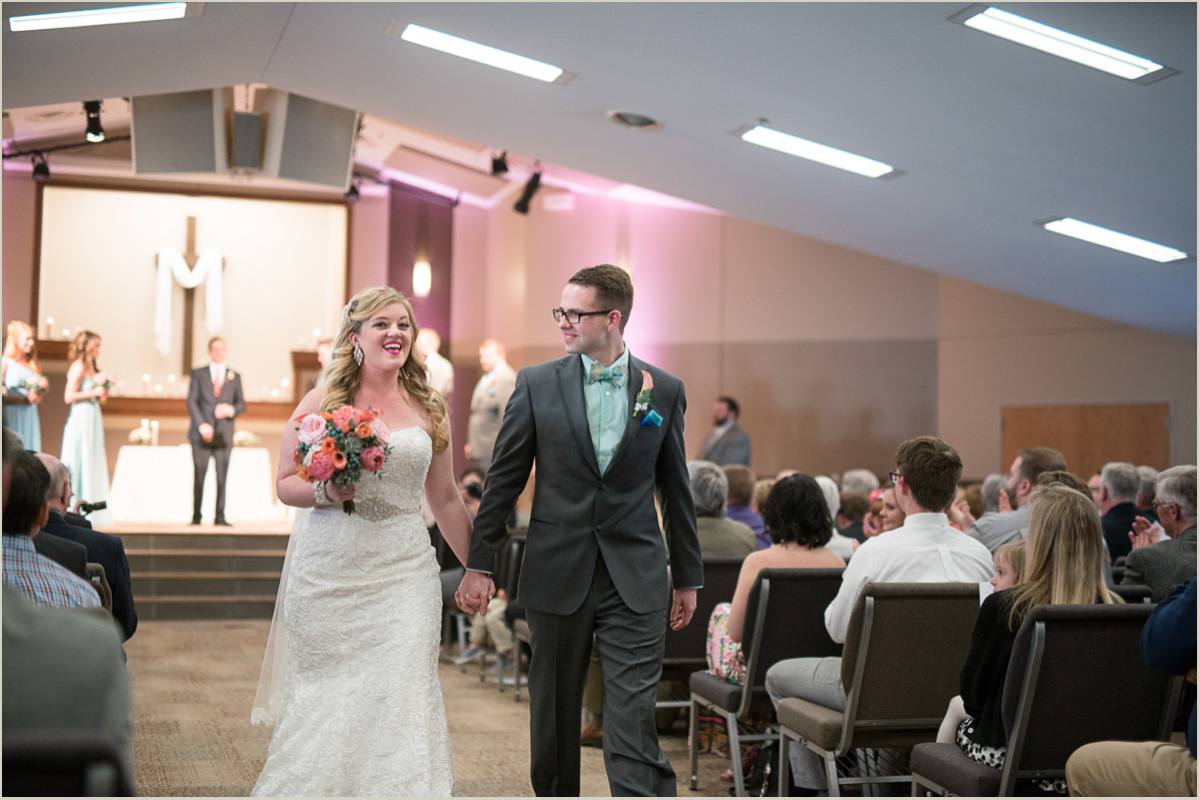 faith evangelical church wedding
