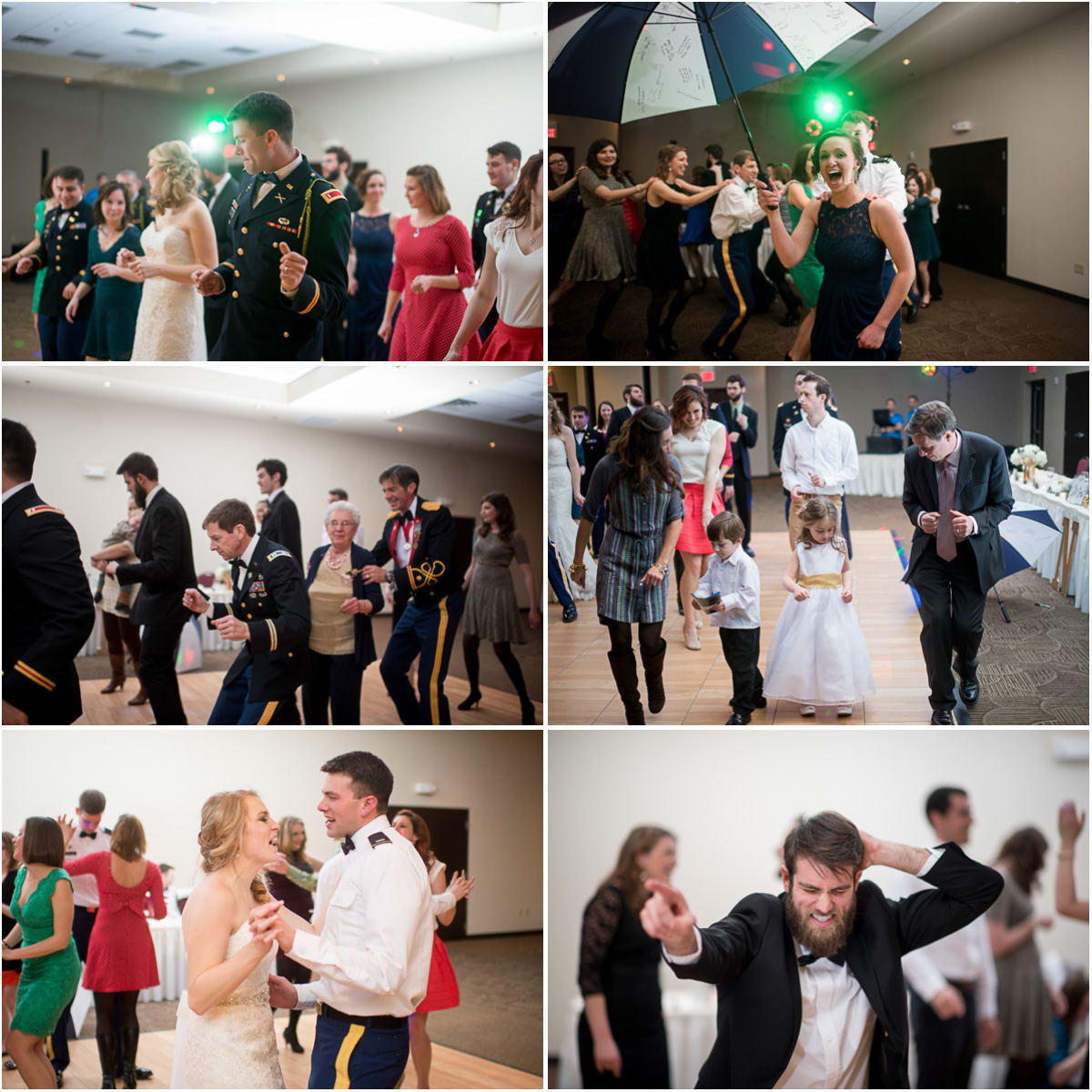 fun dance floor photos