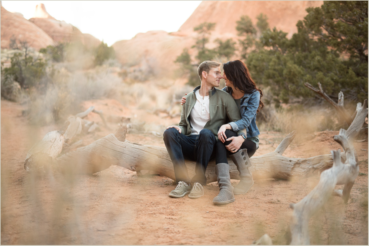 moab engagement utah destination wedding photographer