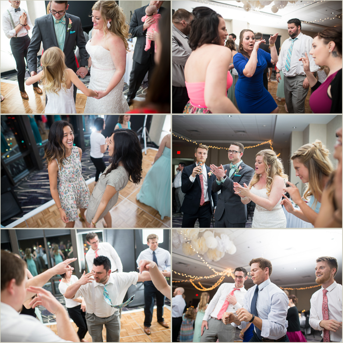wedding reception at bluemont hotel manhattan kansas